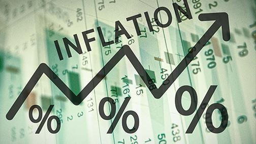 Сейчас происходит исходящий среднесрочный тренд инфляции
