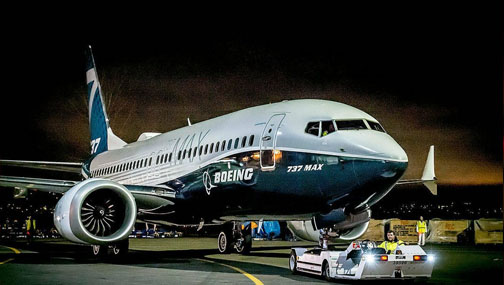 Хорошие новости по Boeing (BA US)