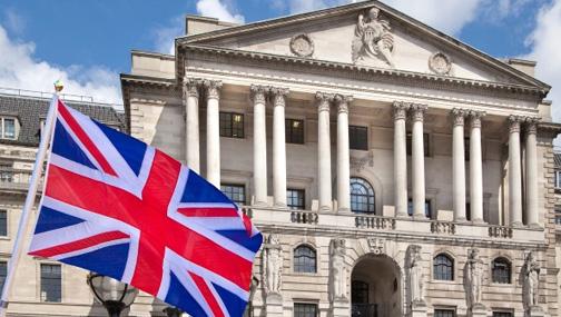 Банк Англии увеличил целевую сумму покупки ценных бумаг