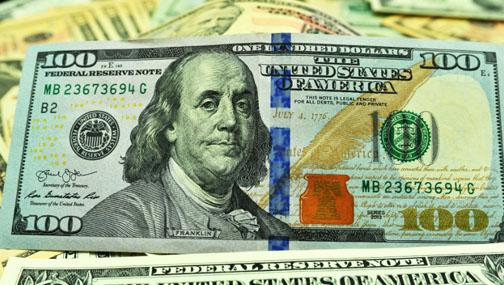 USD - США. Рынок валют
