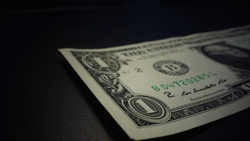 За одну неделю доллар США укрепился