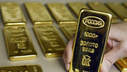 Что произошло сегодня с золотом?