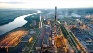 Промышленность в России ускорила падение