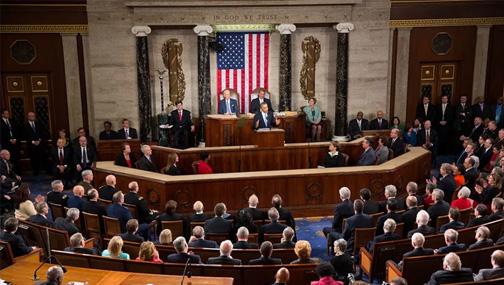 Соединённые Штаты Америки — федеративная президентская республика, состоящая из 50 штатов и федерального округа Колумбия.