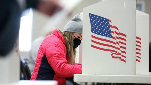 Разбор выборов в США 2020 года. Трамп и Байден
