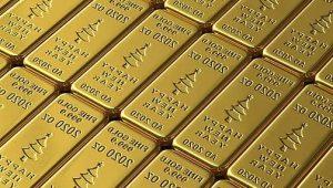 Золото отскочило до 1880