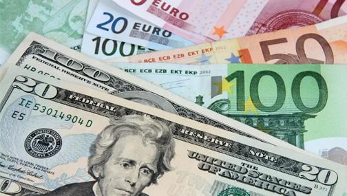 Евро к доллару укрепился более, чем до 1,21