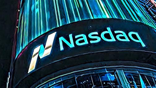 За пост про NASDAQ получил предупреждение от данной платформы