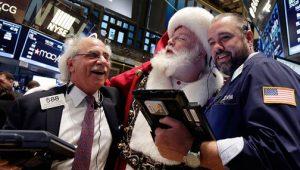Будет ли в этом году Рождественское ралли на фондовых рынках?