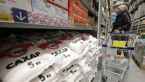 Цены на сахар и подсолнечное масло ограничат. Почему подорожали продукты