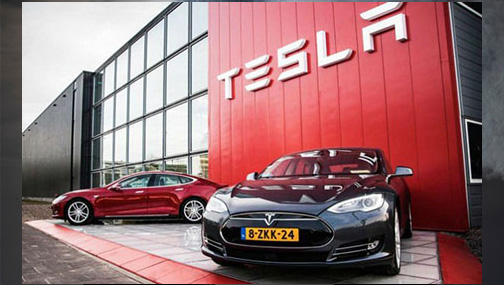 Илан Маск предупреждает - акции Tesla могут просесть в цене