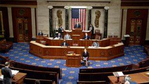 В Конгрессе США началось обсуждение импичмента Трампа