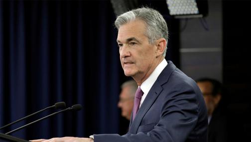 Сегодня вечером состоится пресс-конференция главы ФРС Джерома Пауэлла