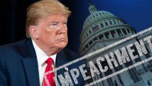 В США допустили повторный импичмент Трампа