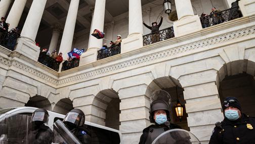 Во время протестов задержана женщина молдавского происхождения