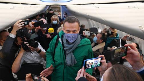 В конгресс США внесли проект санкций против России из-за Навального