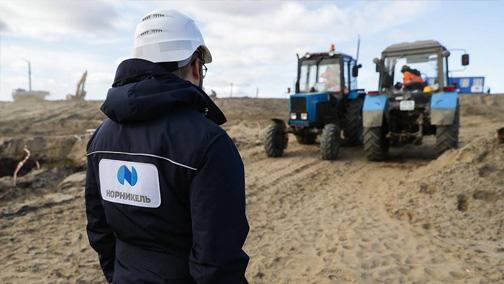 «Норильский никель» (GMKN RX) в центре внимания на российском фондовом рынке