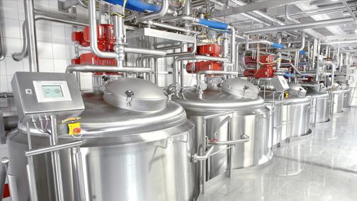 Производство пищевой промышленности