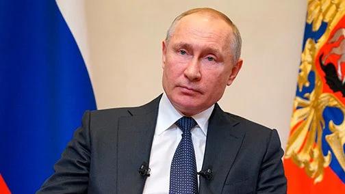 Путин по поводу любви к власти