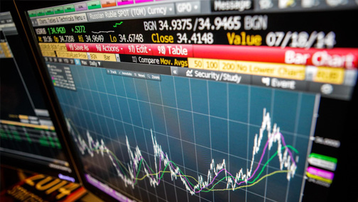 Рынки акций на сегодня