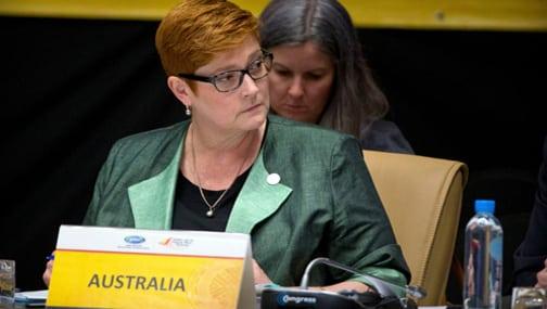 Австралия ввела новые санкции против РФ из-за Крыма