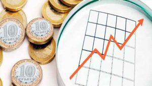 Инфляция в феврале в России выросла на 0.8 м.м