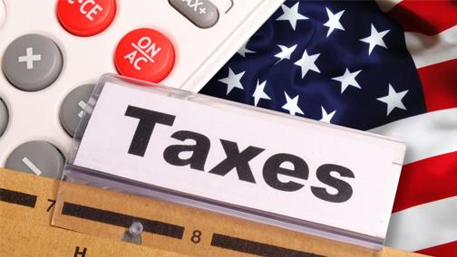 Приближается повышение налогов в США