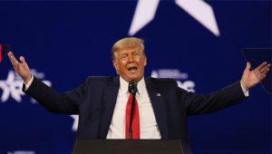 Трамп собирается баллотироваться в президенты в 2024