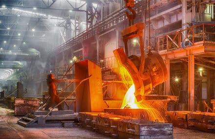акции металлургической промышленности