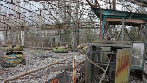 35 лет со дня трагедии на чернобыльской аэс