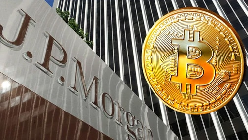 JP Morgan планирует свой биткоин-фонд