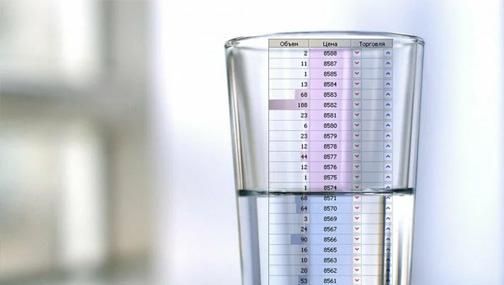 Детали работы биржевого стакана