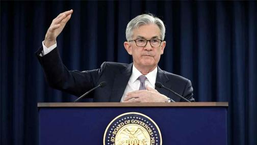 Сеанс самоуспокоения главы ФРС Джерома Пауэлла состоялся