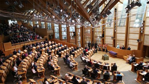 На носу (6 мая) выборы в Шотландский парламент