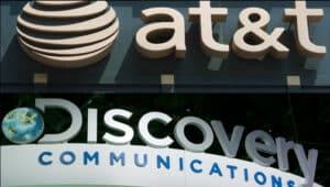 AT&T Inc. ведет переговоры о слиянии с Discovery Inc