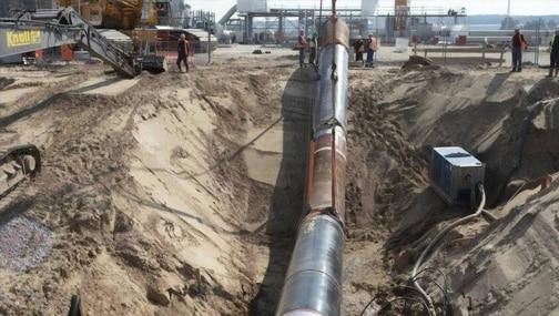 Немецким экологам удалось временно заблокировать строительство «Северного потока 2»