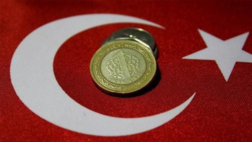 Турецкая лира упала до нового минимума