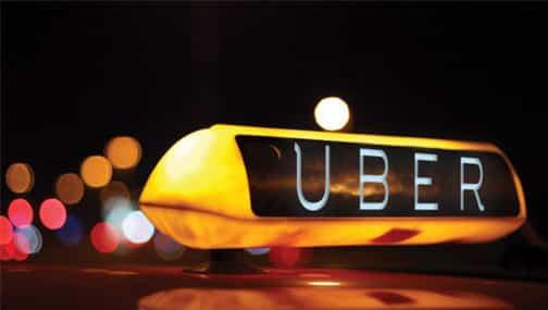 Uber и Lyft