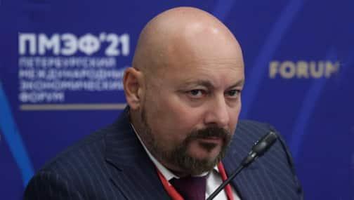 Евгений Коган. Доклад ПМЭФ