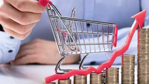 Инфляциянежелаетзамедляться–темпыростаценнатоварыдостигли,%