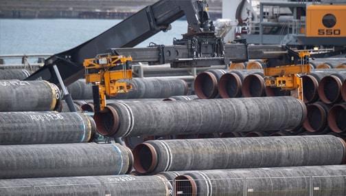 США остановили действие санкций в отношении «Северного потока-2»