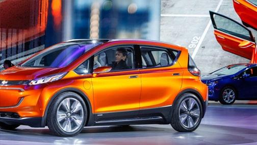 Автопроизводители - General Motors