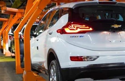 Потенциал сектора электромобилей
