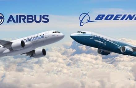 Лоукостер Ryanair может отказался от покупки Boeing в пользу AirBus