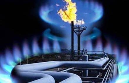 Цена газа поднялась