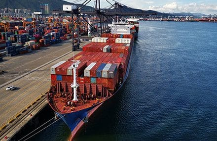 Перевозки контейнеров оказались в коллапсе