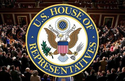 Повышение лимита госдолга США одобрен палатой