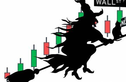 Сегодня на фондовом рынке ожидает «Ведьмина пятница»