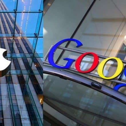 Первый звоночек: Apple и Google обязали делиться