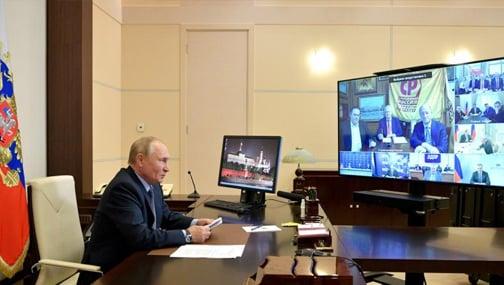 Владимир Путин и бедность